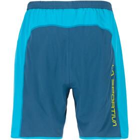 La Sportiva Sudden - Short running Homme - bleu/turquoise